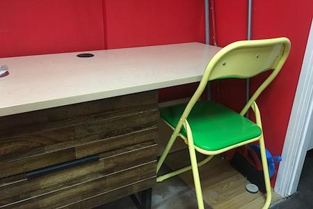 Flixmaven - Open Desk 1
