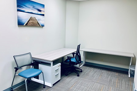 Office Evolution - Ontario - Interior Office