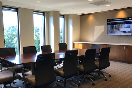 Peachtree Offices at West Paces Ferry, LLC. - 10 Person Conference Room