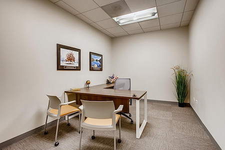 Office Evolution - Lisle - Interior Private Office