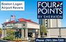 Logo of Four Points Boston Logan