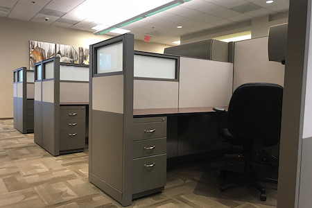RK Management Partners, Inc. - Large Private Cubicle