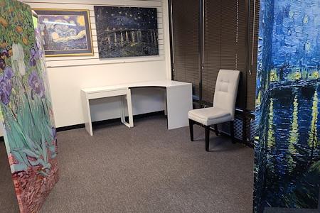 Supreme Art - Van Gough Office Space