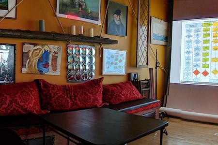 The Cool Beans Studio - Bryant Park - Presentation Room