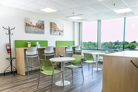 Office Evolution - Somerville - Coworking Business Lounge