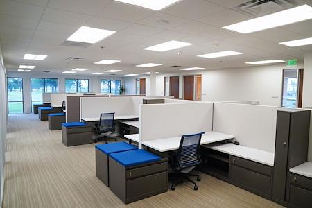 IBASE SPACES Irvine - Dedicated Workstation 1st Floor