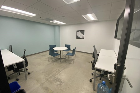 Regus   SPACES @ Levi's Plaza - Team Space 6-8!!Ask for 30% OFF PROMO