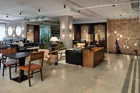 Bond Collective - H Street - 4-Person Interior Office