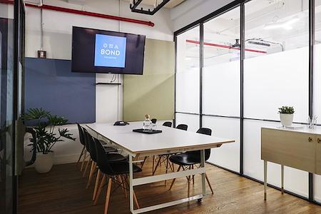 Bond Collective in Flatiron - 4-Person Interior Office