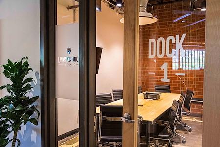The Loading Dock - Dock 1053 - Dock 1 Conference Room