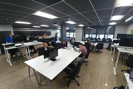 EVO3 Workspace - Reserved Desk