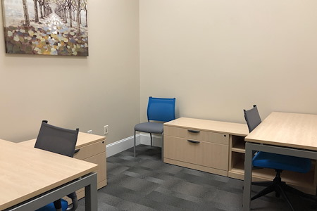 Focal Point Coworking - 1-2 Person Private Office - Unit 5