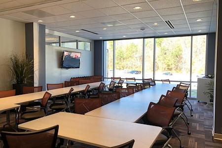 Office Evolution - Raleigh Crabtree Valley Mall - Training Room