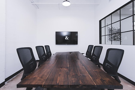 Ampersand Studios - Conference Room 4