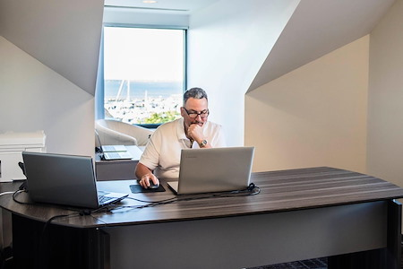 Highland-March Workspaces at Marina Bay - Suite 415