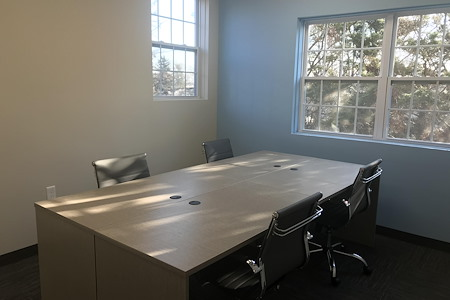 The (Co)Working Space in North Brunswick - 1   Private Office for 3 OR 4