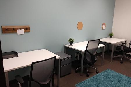 Regus | North San Jose - Dedicated Desk