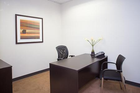 (SJ2) Silicon Valley Center - Interior Office
