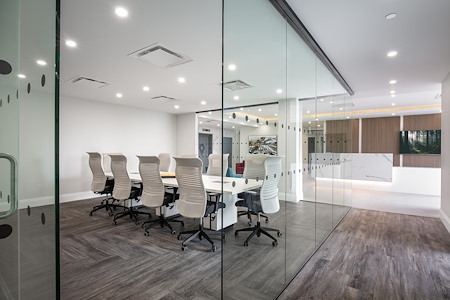 Harbourfront Business Centre - Boardroom