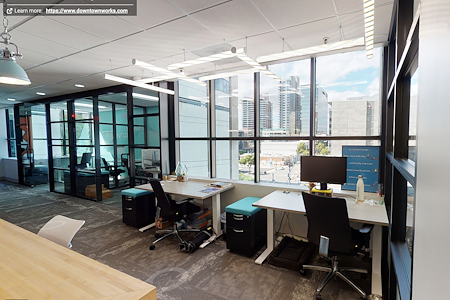 Downtown Works San Diego - Exclusive Desk