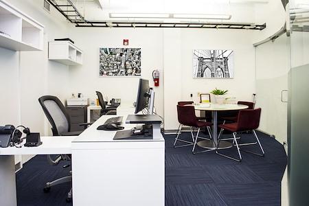 Momentum Business Center - Private Interior Executive Office