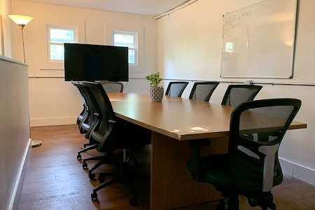 Focus Coworking- Asheville - Meeting Room