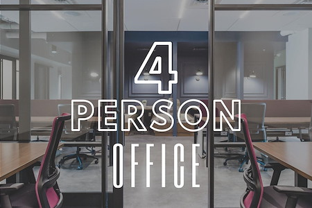 Craft Coworking - Castle Rock - 4-Person Office #275