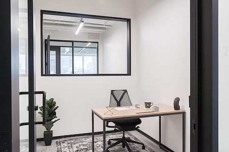 The Square with Industrious | Salt Lake City - Day Office for 2