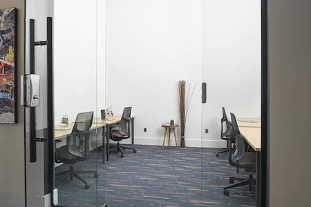 Venture X-Heartland - Private Office- 4 Desk