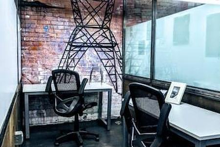 GRID Collaborative Workspaces- Denver - Suite 100B