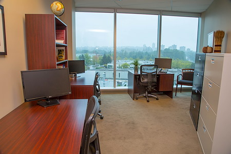 BOSS Business Centres - Double Sized Interior
