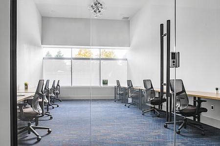 Venture X-Heartland - Private Office- 8 Desk