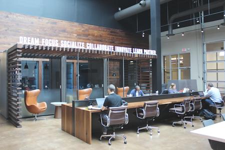 Roam Galleria - Basic Membership, Shared space access