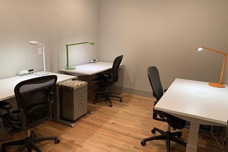 FireWorks Coworking - Executive Office
