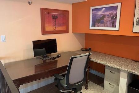 1018 Madison - Open Desk
