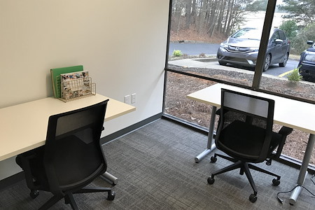 SharedSpace Cobb - 2 Person Private Office