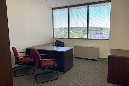 TKO Suites Rockville - Private, Window Office Available NOW!