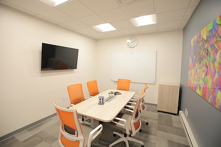 Office Evolution - Woodbridge/Metropark - Small Conference Room