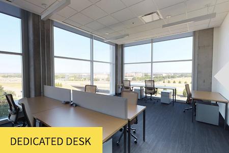 Venture X | Station Park - Dedicated Desk