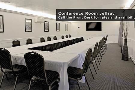 Shadyside Inn All Suites Hotel - Conference Room Jeffrey+Lounge