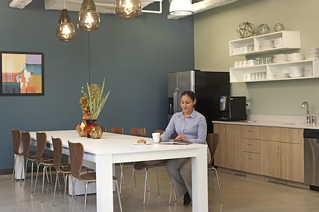 Professional Office Spaces Provided - Seaport Workstation Available