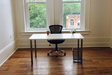 Expansive - Pioneer Building - 5-6 Person Office