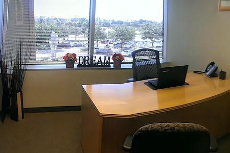 Intelligent Office Dallas (Las Colinas) - Exterior Executive Office