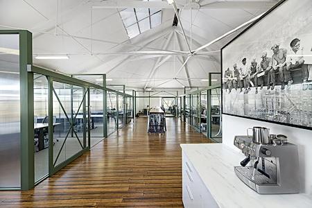 Exchange Workspaces Richmond - 6 PAX Private Office Suite