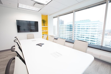 Worksocial - The West Conference Room
