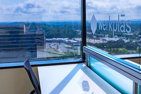 Werkplās Hoover - Walk-up Desks