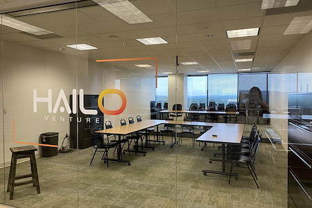 HAILO Ventures - The Bridge - Training Room