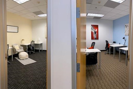 Regus Warner Center - Move-In Ready! Side by Side Offices!