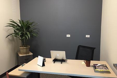 Satellite Workplace & Digital Media Studio - 2-3 Person Private Office