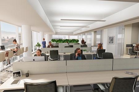 Workbar Burlington - Office Suite